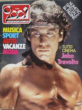 CIAO 2001 43 1983 Travolta Loredana Bertè Jaco Pastorius ZZ Top Straycats Wham