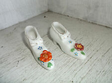 2 Made In Japan High Heeled Miniature Shoes 1 1/4""