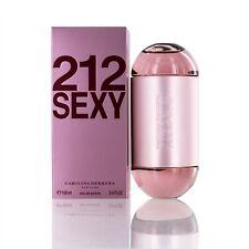 212 Sexy for Women by Carolina Herrera Eau De Parfum Spray 3.4 Oz-New in Box