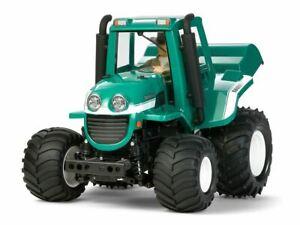 Tamiya - 1/10 RC Farm King (Wheelie) Kit on WR02 Chassis