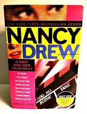 Ultimate Nancy Drew Collection Books 17-24 Girl Detective by Carolyn Keene