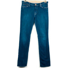 7FAM Seven for all Mankind x Jonathan Adler Straight Leg Denim Jeans Women's 29