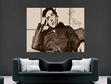 AL PACINO GREAT ACTOR   ART HUGE  LARGE PICTURE POSTER GIANT