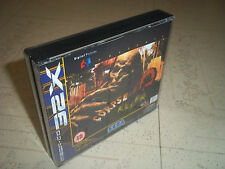 CORPSE KILLER.SEGA MEGA CD 32X PAL .REPLACEMENT CASE+INLAYS ONLY.NO GAME