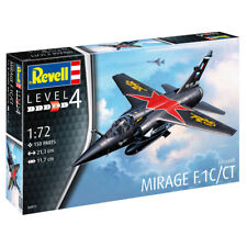 Revell Dassault Mirage F.1C/CT Aircraft Model Kit - Scale 1:72 - 04971