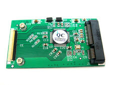 Sintech Mini SATA mSATA to 40pin ZIF adapter card as tohiba or hitachi zif SSD