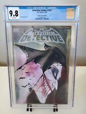 Detective Comics #1027 Peach Momoko Trade Variant CGC 9.8 Batman