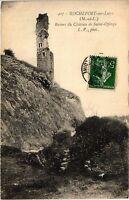 CPA Rochefort-sur-Loire Ruines du Chateau de Saint-Offenge (253776)