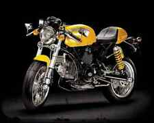 DUCATI Sport 1000 06 1 A4 Foto Impresión moto antigua añejada De