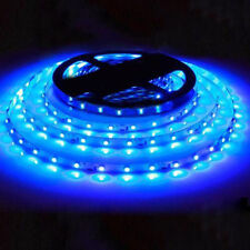 New LED Strip Lights 5M 16.4FT 300 Leds SMD 3528 Non-Waterproof Blue DC12V DIY