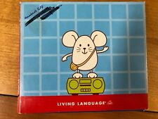 Living Language Spanish Audio Cds - 3