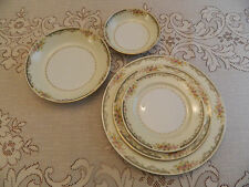 Meito China Dinner Ware 5 Piece Place Setting  4-3