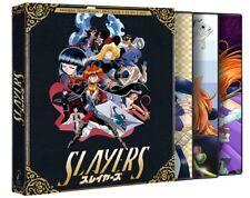SLAYERS BOX 1 DVD PRIMERA TEMPORADA COMPLETA EN 5 DISCOS NUEVO ( SIN ABRIR )