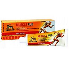 30g BEST Tiger Balm Muscle Rub Cream Exercise Sport Fast Relief aches and pains