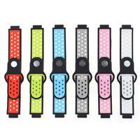 Silicone Bracelet Wrist Watch Band Strap for Garmin Forerunner 235/220/230/620