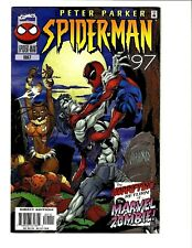 PETER PARKER SPIDER-MAN ANNUAL '97 1ST PRINT MARVEL RETURN ZOMBIE 10.0 GEM MINT