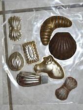 antik Pralineformen Schokoladeformen Backformen Marzipanformen chocolate mold 17
