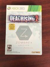 Dead Rising 2 Zombrex Edition Xbox 360 Brand New Sealed
