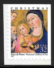 U.S. Scott #3176  32c Christmas Madonna Stamp MNH OG XF