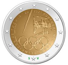 2 euro portogallo 2021   GIOCHI OLIMPICI DI TOKIO