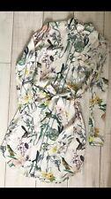 MbyM Designer Asos Vintage Print Shirt Dress BNWT S 10