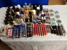 78 teiliges Nagellack, Lippenstift,Mascara, Lidschatten Set