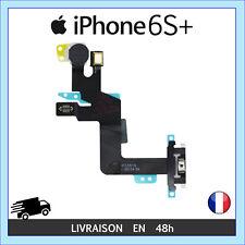 NAPPE FLEX POWER ALLUMAGE ON/OFF BOUTON FLASH MICRO IPHONE 6S PLUS +