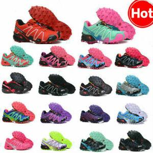 Salomon Speedcross 3 Damen-Outdoor Laufschuhe Cross-Schuhe Hikingschuhe 36-41
