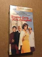 NEW/SEALED VHS MOVIE - BUONA SERA, MRS. CAMPBELL - (1968/2000 REISSUE)