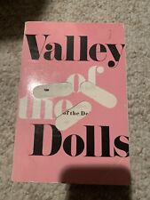 Vintage Paperback Valley Of The Dolls 1966