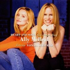 Vonda Shepard Heart and soul-New songs from Ally McBeal (1999) [CD]