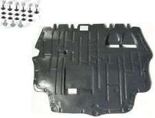 VW Passat B6 B7 CC Variant Belly Pan Shield Under Engine Cover + Clips DIESEL