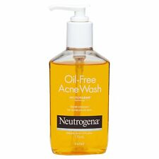 Neutrogena Oil-Free Acne Face Wash, 175 ml (Free shipping worldwide)