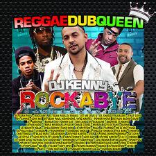 DJ Kenny - Rockabye Dancehall Mixtape. Reggae Mix CD.