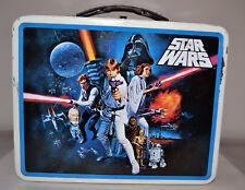 2008 Star Wars Lunchbox Tin Box Clean Inside