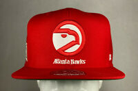 Mitchell and Ness NBA Atlanta Hawks HWC High Crown Fitted Hat, Cap, New