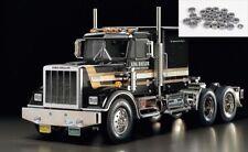 Tamiya Truck King Hauler Black Edition + Kugellager #56336KU