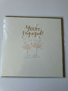 You're  Engaged - Engagement card