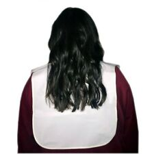 HAIR TOOLS WHITE CUTTING COLLAR Ideally suited for clients with dark hair