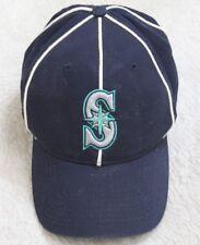 Seattle Mariners Baseball Hat One Size Navy Blue Gray White Twins Enterprise Inc