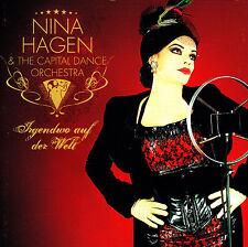 NINA HAGEN & THE CAPITAL DANCE ORCHESTRA - CD - IRGENDWO AUF DER WELT
