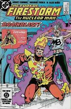 The Fury of Firestorm The Nuclear Man No.31 / 1985 Gerry Conway & George Tuska