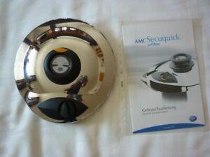 !! AMC Secuquick Softline 20 cm mit Gebrauchsanleitung u. Rezeptbroschüre TOP !!