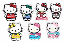 10 pcs Hello Kitty iron on patches embroidered sew on applique BRAND NEW