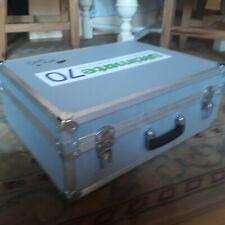 More details for  metal storage box / case (pick up only cm2 9qx )