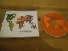 CD POP the Subways-no Goodbyes (2) canzone MCD Infectious SC