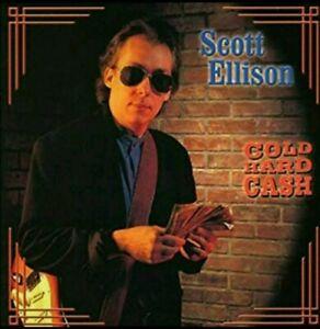 Scott Ellison - Cold Hard Cash - Blues Rock - [CD]