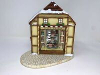 Goebel Hummel Christmas Treat 2264 Bakery Display Sweet Shoppe 1140-D 2007 Music
