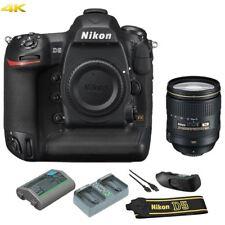 Nikon D5 20.8MP CF Slot w/ 24-120mm f/4G Lens Kit