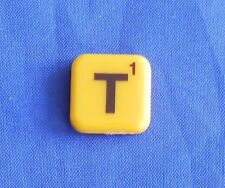 Words With Friends Single Magnet T Tile Replacement Game Parts Pieces Craft
